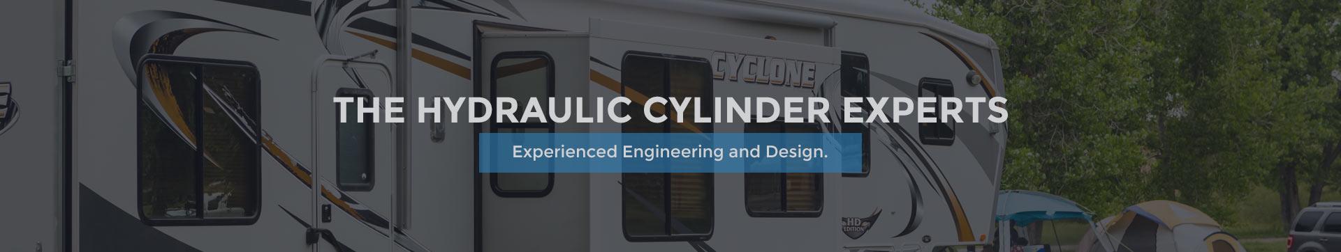RV Hydraulic Cylinders